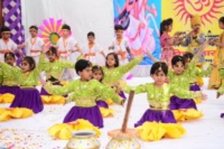 Vivekanand High School-Dance