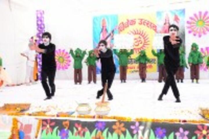 Vivekanand High School-Halloween Day