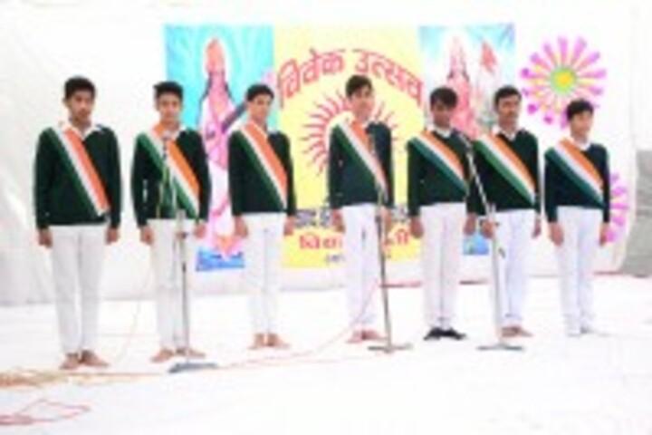 Vivekanand High School-Independance Day