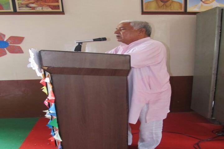 Vivekanand High School-Speech