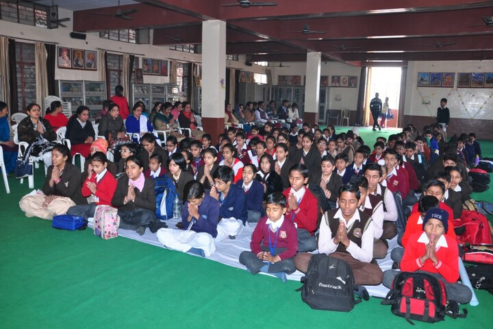 Vivekanand High School-Students
