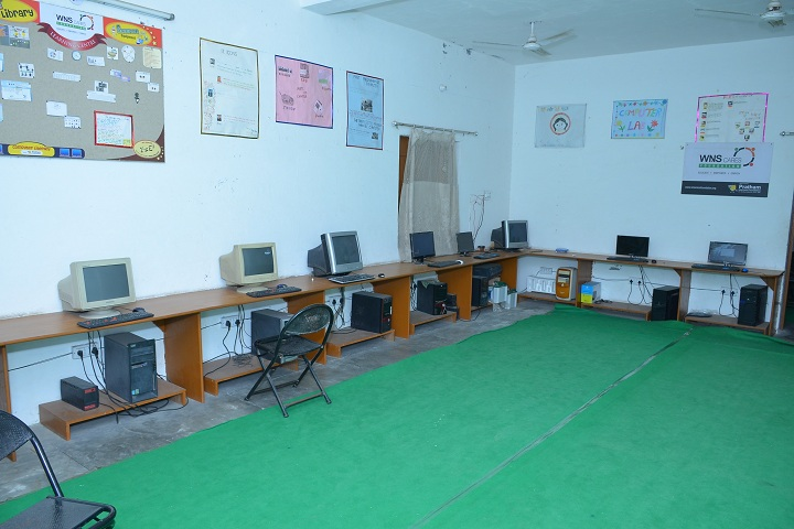 Vivekanand Public School-Computer Lab