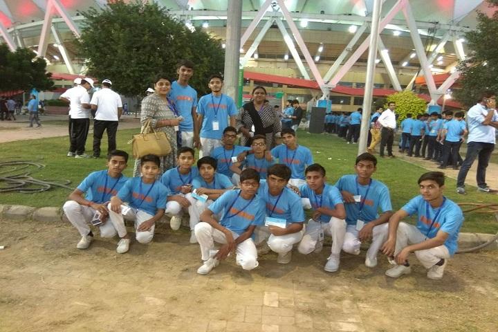 Vivekanand Public School-Sports