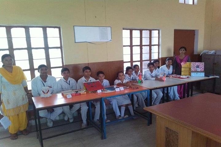 Vivekanand Senior Secondary School-Classroom