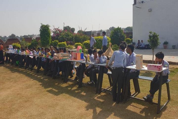 Vivekanand Senior Secondary School-Exhibition