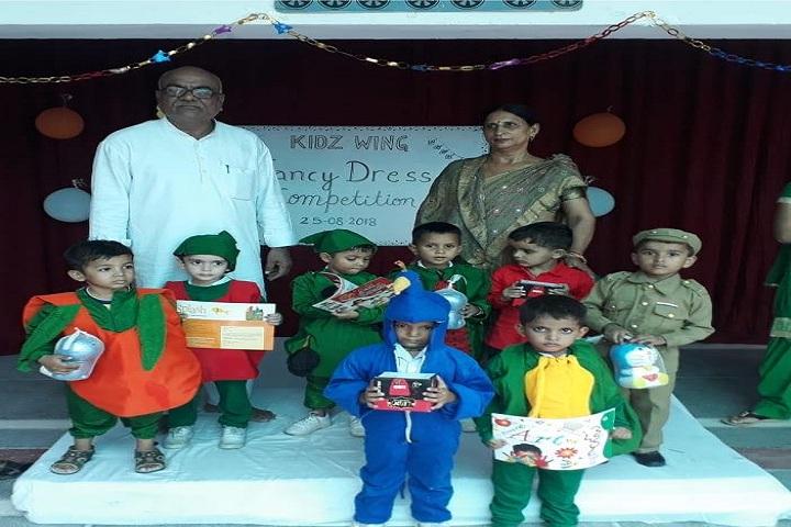Vivekanand Senior Secondary School-Fancy dress competition