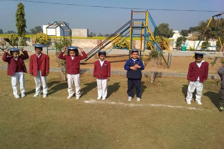 Vivekanand Senior Secondary School-Sports