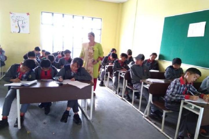 Kendriya Vidyalaya-Exam Hall