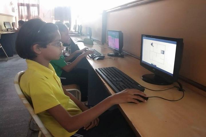 Vivekanand Vidya Niketan-Computer Lab