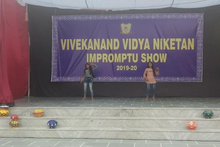 Vivekanand Vidya Niketan-Impromptu Show