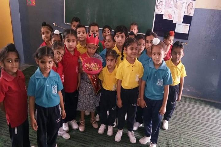 Vivekanand Vidya Niketan-Junior Wing