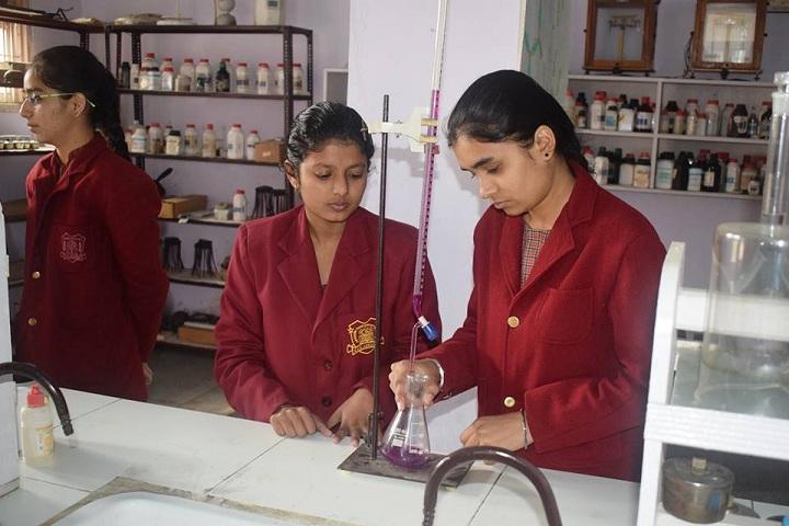 Vivekanand Vidya Niketan-Science Lab