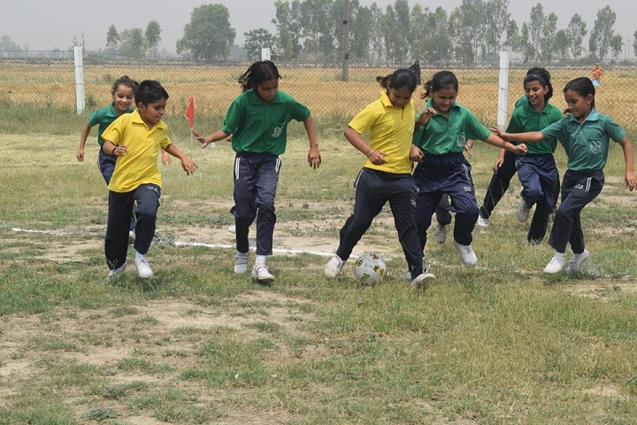 Vivekanand Vidya Niketan-Sports