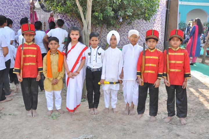Wellwisher Public Senior Secondary School-Childrens Day