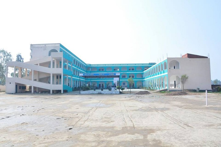 Wellwisher Public Senior Secondary School-School Front View
