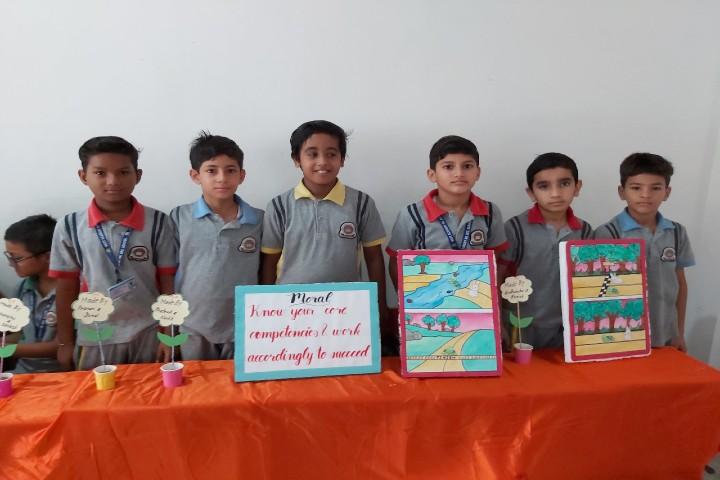 West Academy-Exhibition