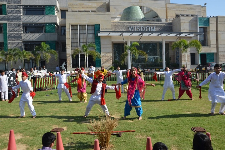 Wisdom World School-Baisakhi Celebrations
