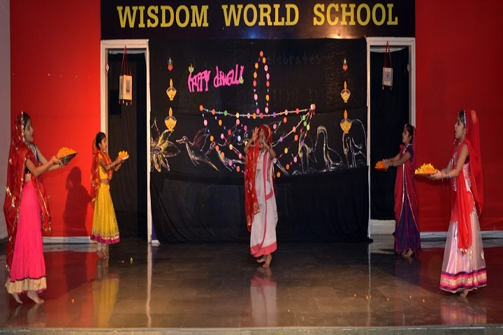 Wisdom World School-Diwali Celebrations