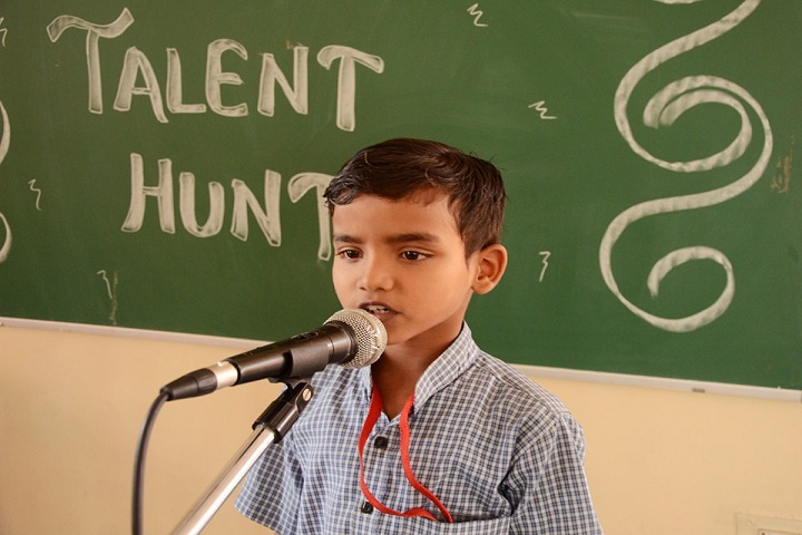 Wisdom World School-Talent Hunt