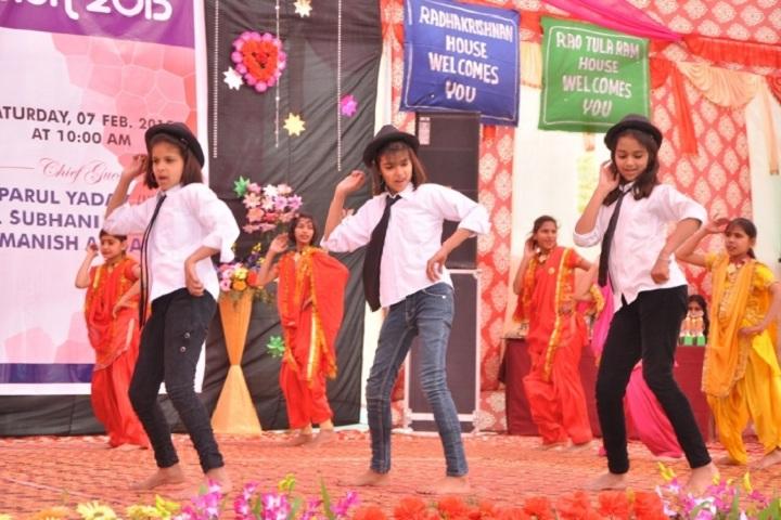 Yaduvanshi Shiksha Niketan-Annual Function