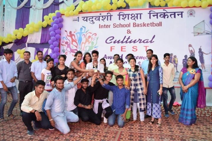 Yaduvanshi Shiksha Niketan-Cultural Fest