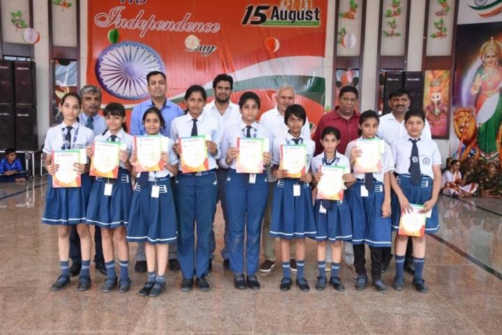 Yaduvanshi Shiksha Niketan-Independence Day