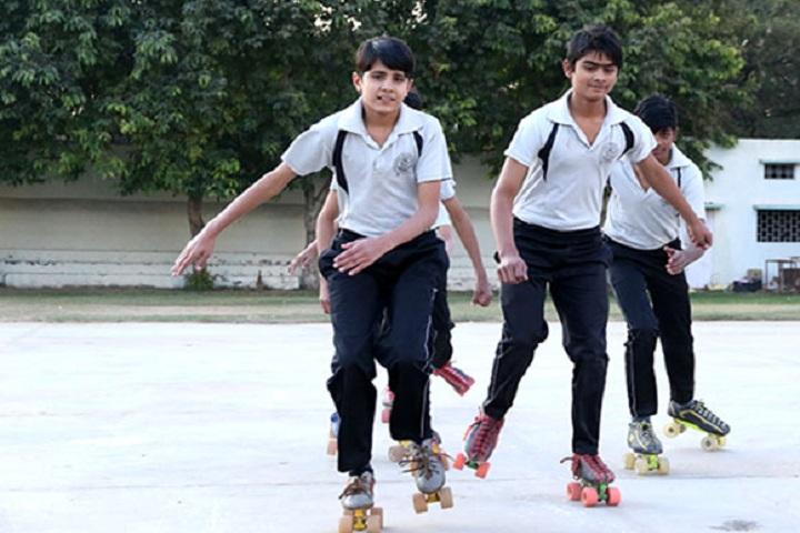 Yaduvanshi Shiksha Niketan-Sports