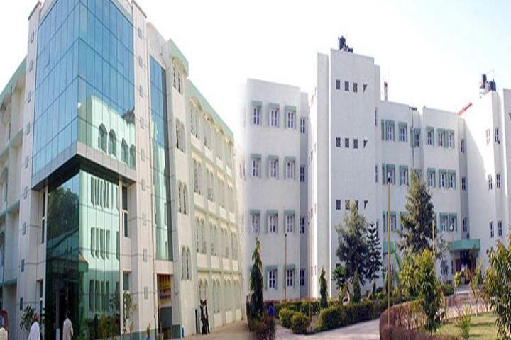 Yaduvanshi Shiksha Niketan-Campus View