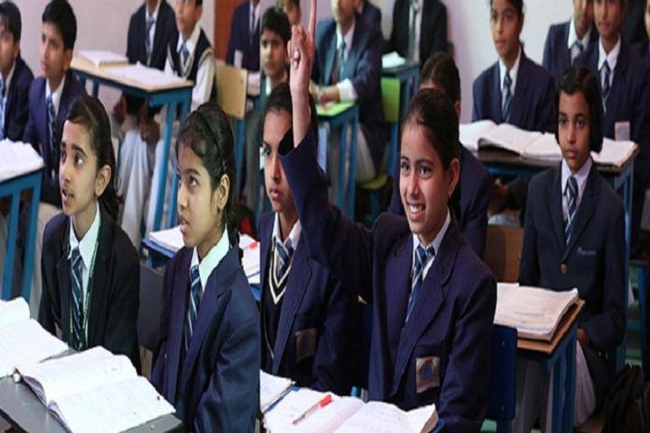 Yaduvanshi Shiksha Niketan-Classroom