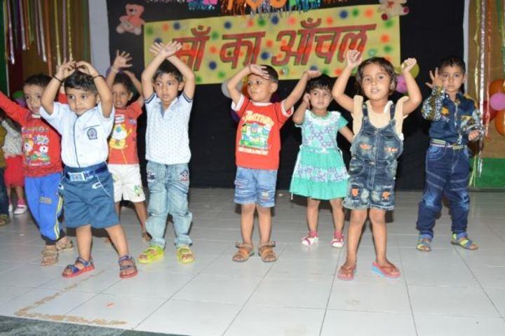 Yaduvanshi Shiksha Niketan-Dance Activity