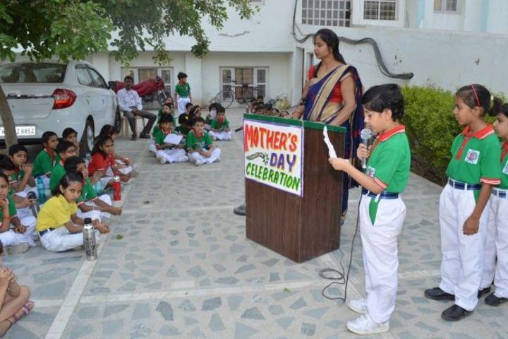 Yaduvanshi Shiksha Niketan-Mothers Day