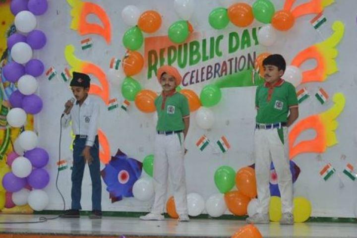Yaduvanshi Shiksha Niketan-Republic Day