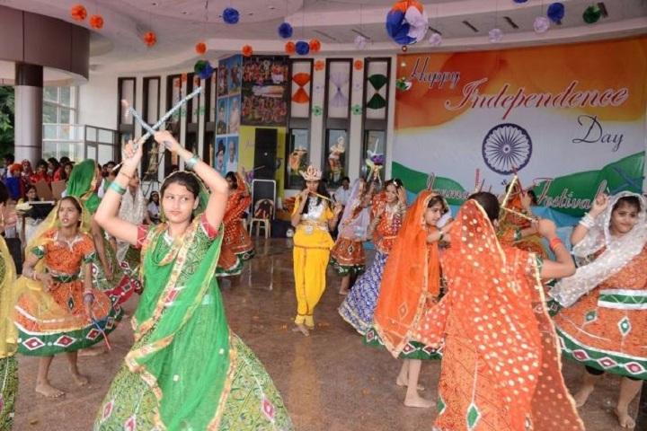 Yaduvanshi Shiksha Niketan- Independence Day Celebrations