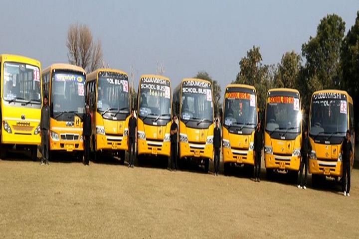 Yaduvanshi Shiksha Niketan- Transport
