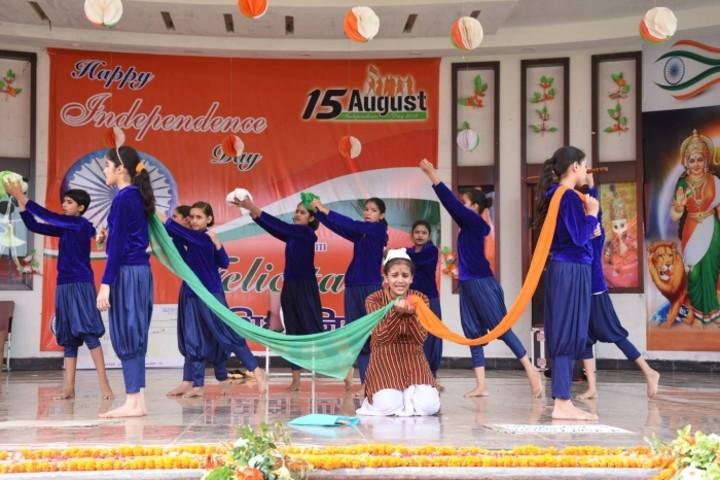 Yaduvanshi Shiksha Niketan-Dance