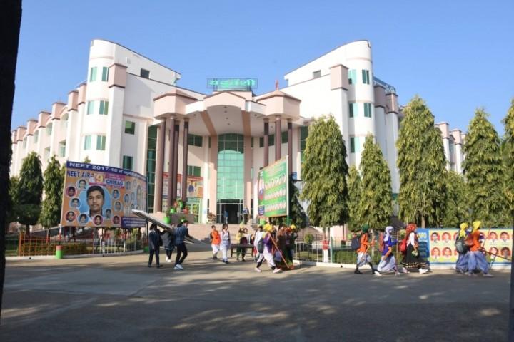 Yaduvanshi Shiksha Niketan-building