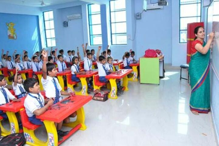 ZAD Global School-Classroom