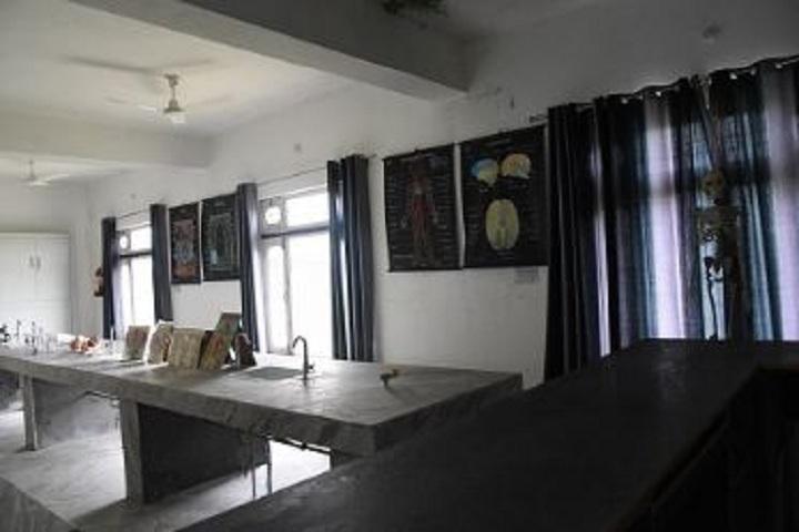 A N M International School-Biology Lab