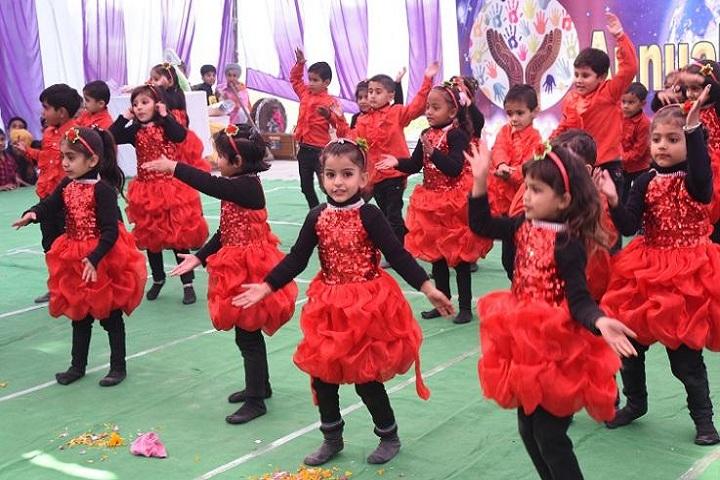 A N M International School-Children's Day Celebrations