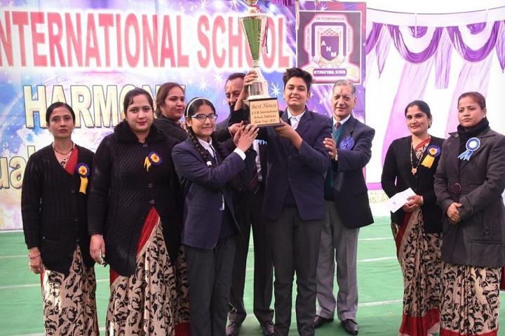 A N M International School-Champions