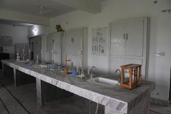 A N M International School-Chemistry Lab