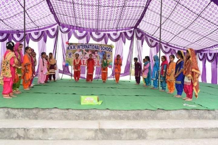 A N M International School-Events