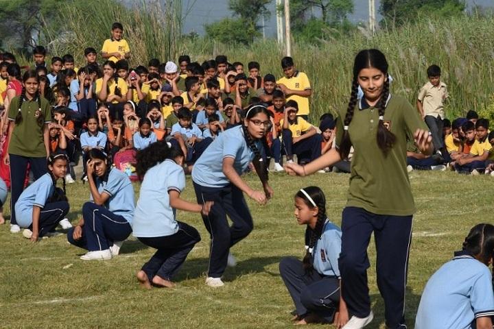 A N M International School-Games