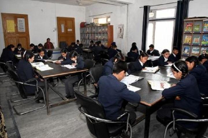 A N M International School-Library