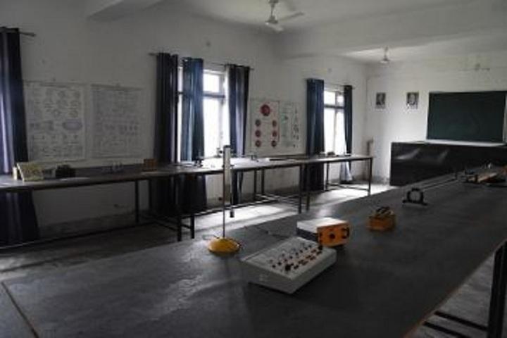 A N M International School-Physics Lab