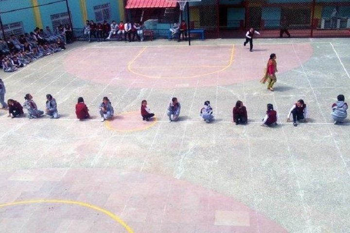 Aadhunik Public School-Outdoor Games