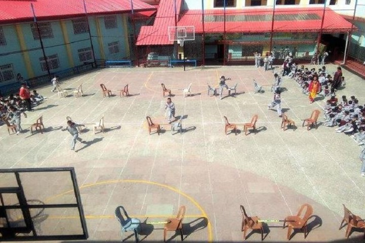 Aadhunik Public School-Indoor Games