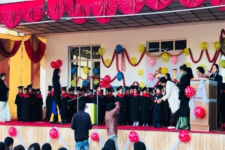 Achievers Hub Public School-Graduation Day
