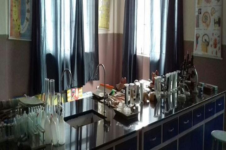 Achievers Hub Public School-Laboratory
