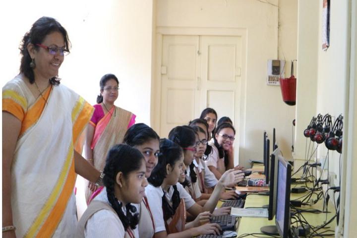 Convent Girls High School-Computer Lab
